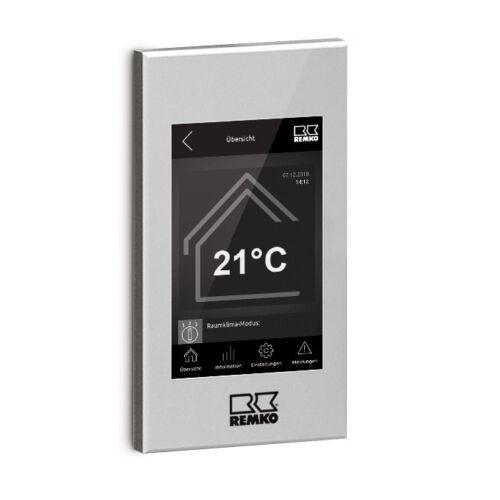 REMKO Smart-Control Touch vezérlés